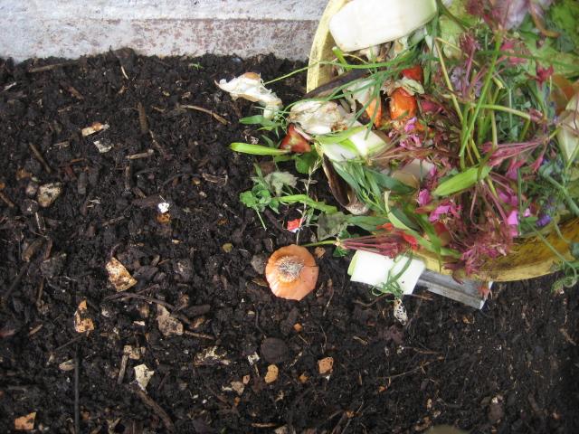 Kompost, das grüne Gold des Gärtners 14.10.2017 Graun/Kurtatsch
